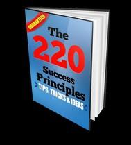 220 Success Principles - copertina