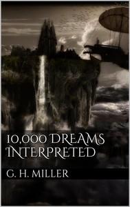 10,000 Dreams Interpreted - copertina