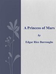 A Princess of Mars  - copertina