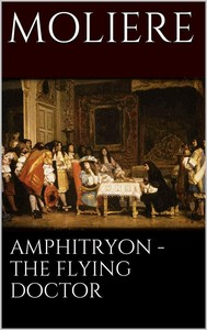 Amphitryon - The flying doctor - copertina