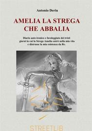 Amelia la strega che abbalia - copertina