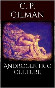 Androcentric Culture - copertina