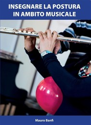 Insegnare la postura in ambito musicale - copertina