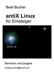 antiX Linux für Einsteiger - copertina
