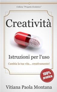 Creatività - Istruzioni per l'uso - copertina