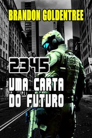 2345: Uma Carta do Futuro - copertina