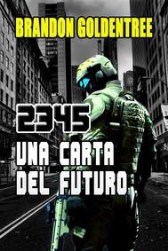 2345: Una Carta del Futuro - copertina