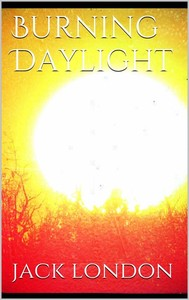 Burning Daylight - copertina