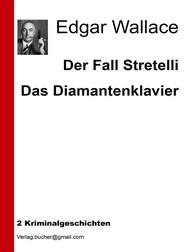 Der Fall Stretelli - copertina