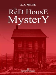 The Red House Mystery - Librerie.coop