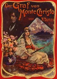 Der Graf von Monte Christo (Illustrierte Gesamtausgabe - Band 1 bis 6) - copertina