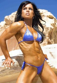 Female Bodybuilders - copertina