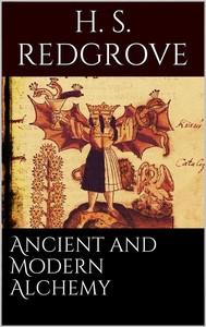 Ancient and Modern Alchemy - copertina
