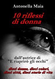 10 riflessi di donna - copertina
