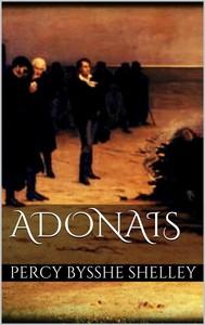 Adonais - copertina