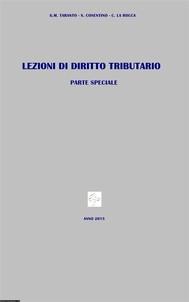 Lezioni di Diritto Tributario - Parte Speciale - copertina