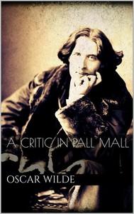A Critic in Pall Mall - copertina