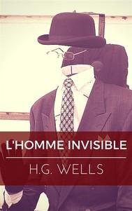 L'Homme invisible - copertina
