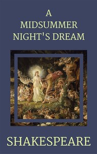 A Midsummer Night's Dream - copertina