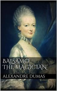 Balsamo, the Magician - copertina