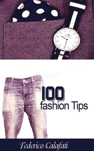 100 fashion tips- Fashion jewelry, fund, rings, tape, glasses - copertina