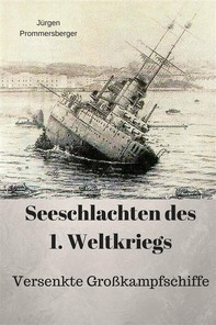Seeschlachten des 1. Weltkriegs -versenkte Großkampfschiffe - Librerie.coop