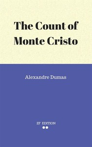 The Count of Monte Cristo - copertina