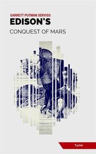 Edison's Conquest Of Mars - copertina
