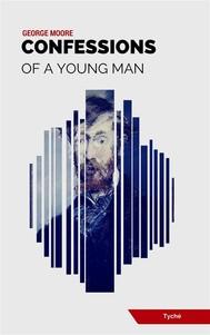 Confessions Of A Young Man - copertina