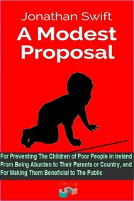 A Modest Proposal - copertina