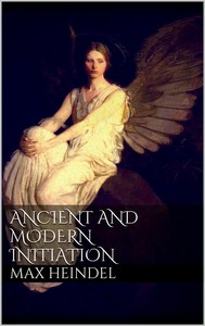 Ancient and modern initiation - copertina