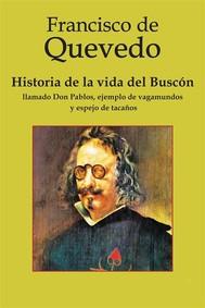 Historia de la vida del Buscón - copertina