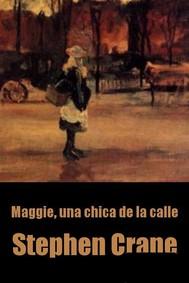 Maggie, una chica de la calle - copertina