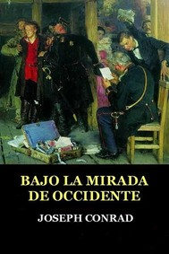 Bajo la mirada de Occidente - copertina
