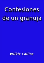 Confesiones de un granuja - copertina
