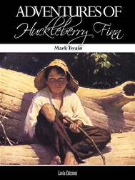 Adventures of Huckleberry Finn (illustrated) - copertina