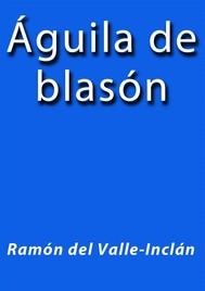 Águila de blasón - copertina