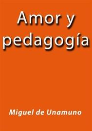 Amor y pedagogía - copertina