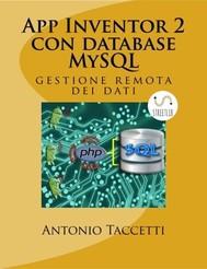App Inventor 2 con database MySQL - copertina
