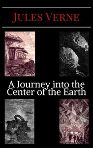 A Journey into the Center of the Earth - copertina