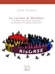 La razione di Malthus - copertina