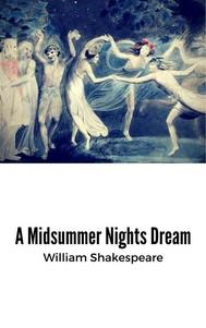 A Midsummer Nights Dream - copertina