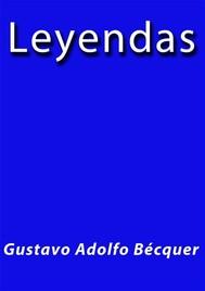 Leyendas Gustavo Adolfo Bécquer - copertina