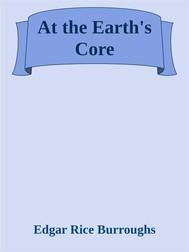 At the Earth's Core - copertina