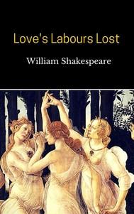 Love's Labours Lost - copertina