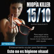 10/15 - Miopía Killer España - copertina