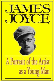 A Portrait of the Artist as a Young Man - copertina