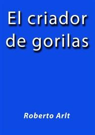 El criador de gorilas - copertina