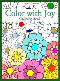 Color with Joy: Coloring Book - Librerie.coop