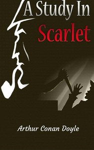 A Study in Scarlet [Sherlock Holmes #1] - copertina